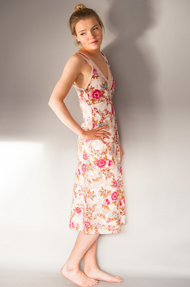 Pink Beautiful Nightdress
