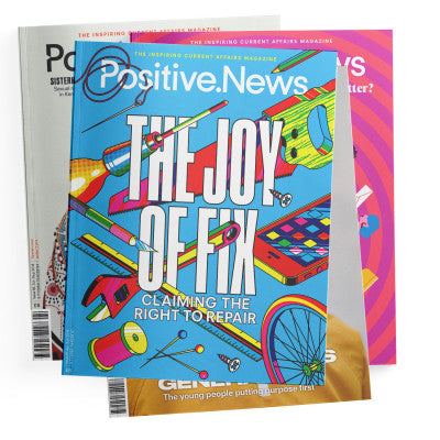 Positive News Magazine