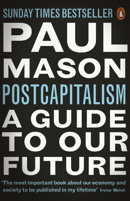 Postcapitalism - Paul Mason - Stationery - Eighteen Rabbit Fair Trade