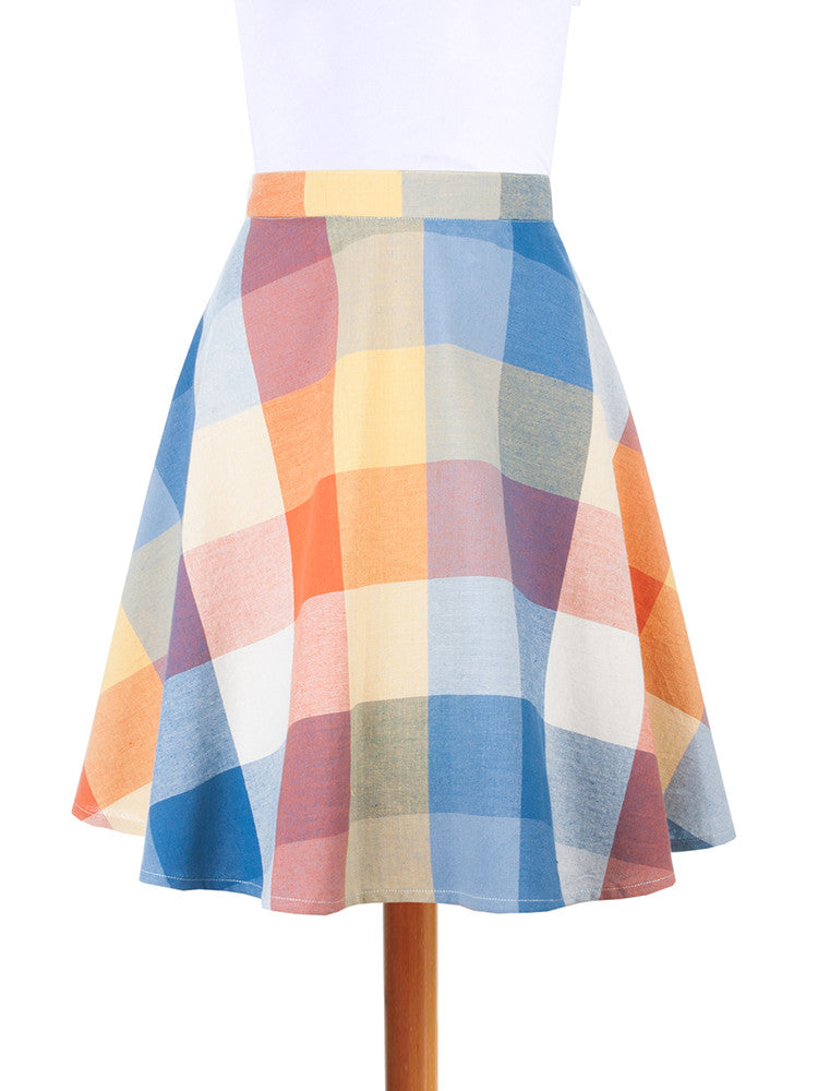 Sally Jane skirt - Apparel - Eighteen Rabbit Fair Trade  - 3