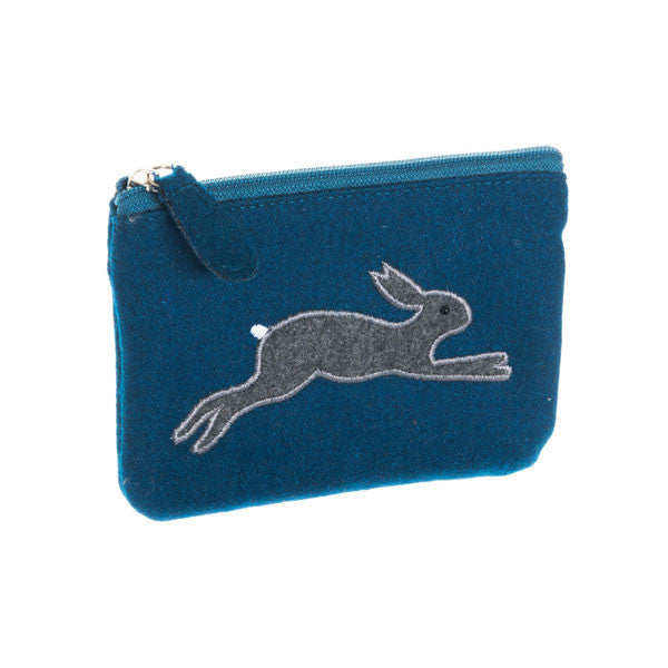 Leaping hare purse - Accessories - Eighteen Rabbit Fair Trade  - 3