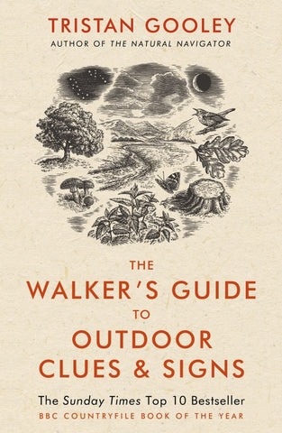 The Walker's Guide to Outdoor Clues and Signs - Tristan Gooley - Stationery - Eighteen Rabbit Fair Trade