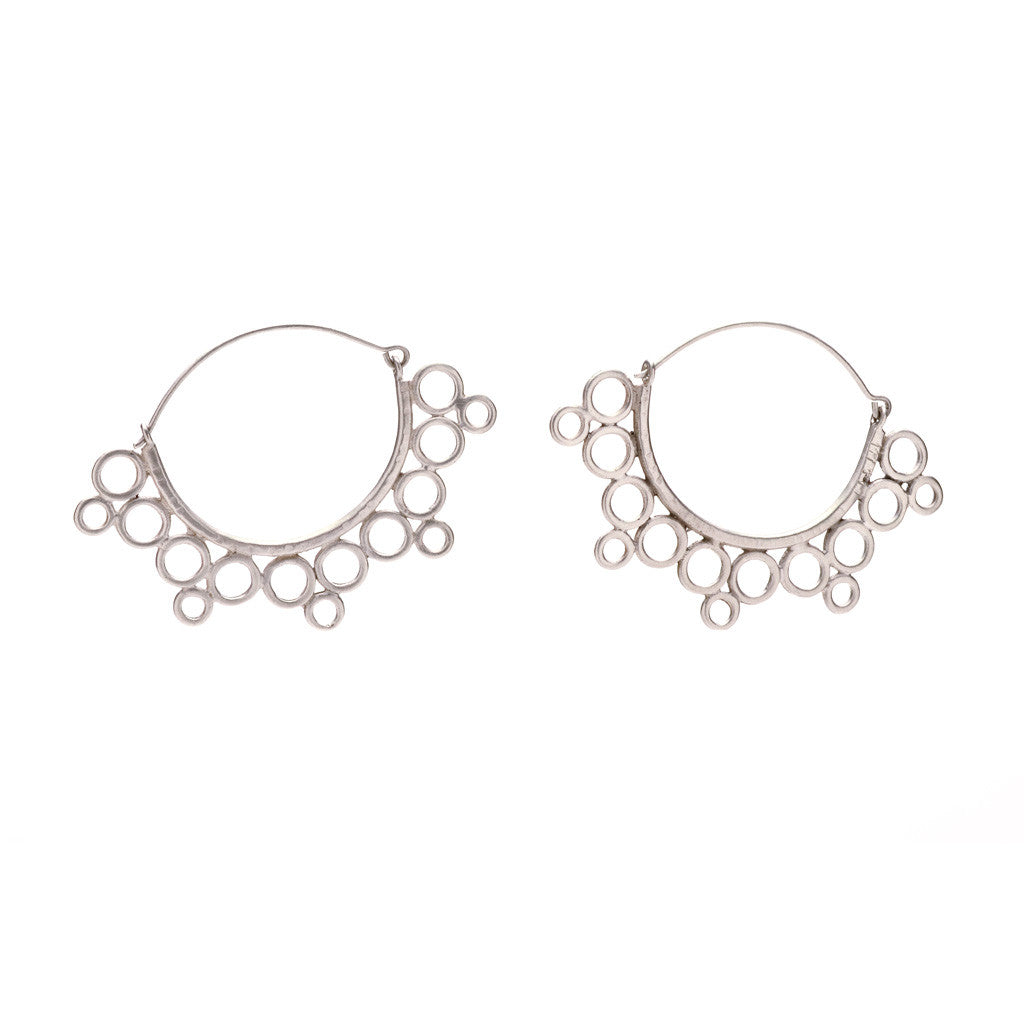 Pablo lace earrings