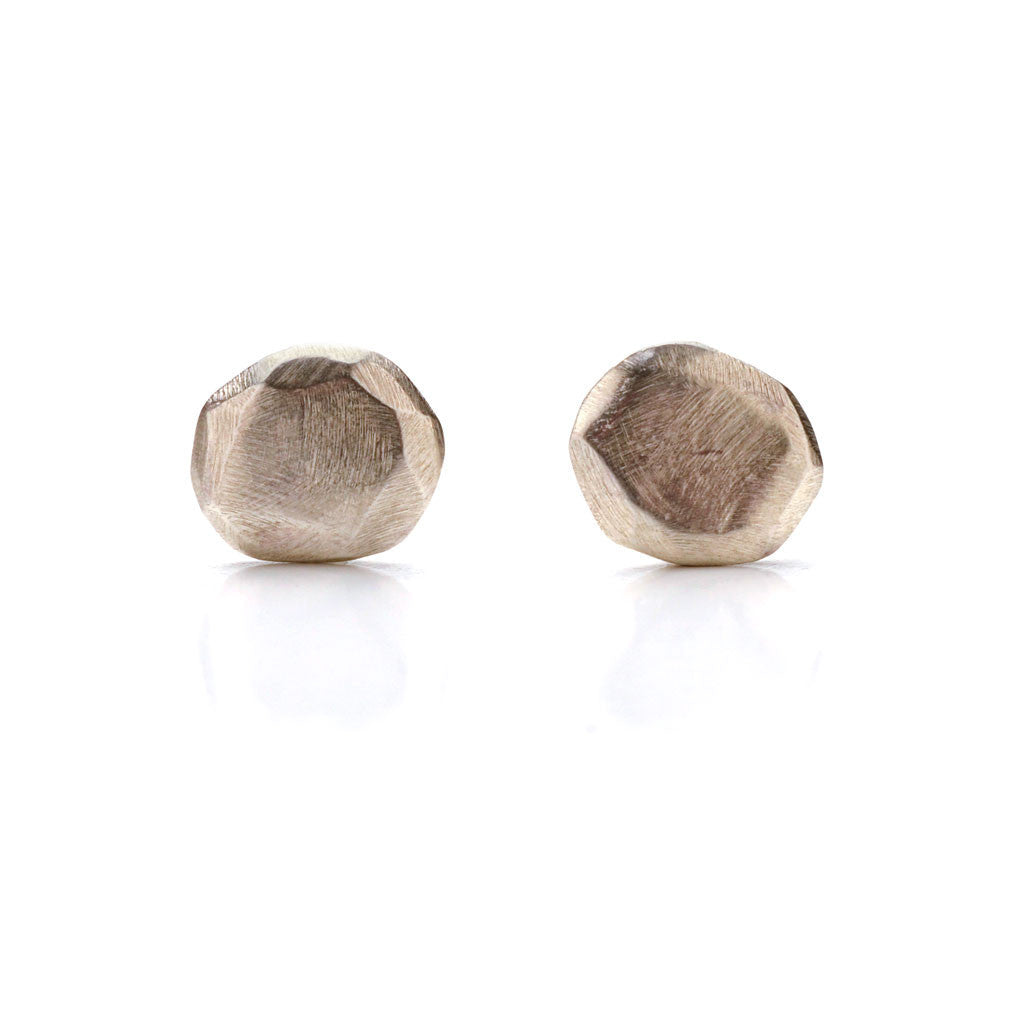 Wabi sabi post earrings