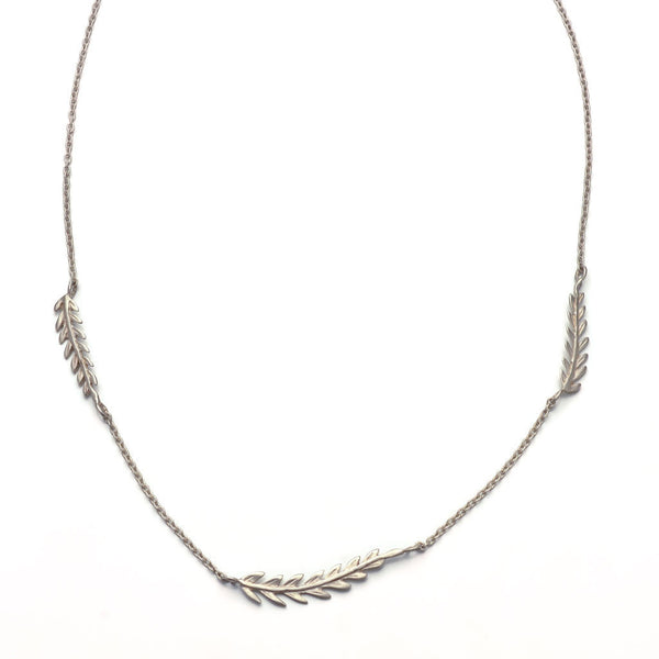 Rome trio necklace