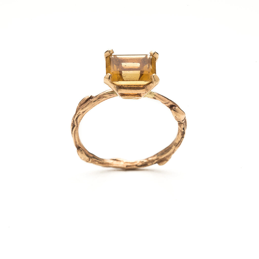 Lauren gold ring