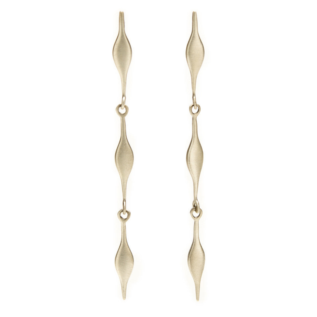 Rio triple earrings