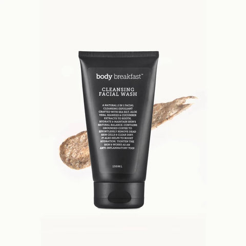 Coffee Cleansing Facial Wash 150ml