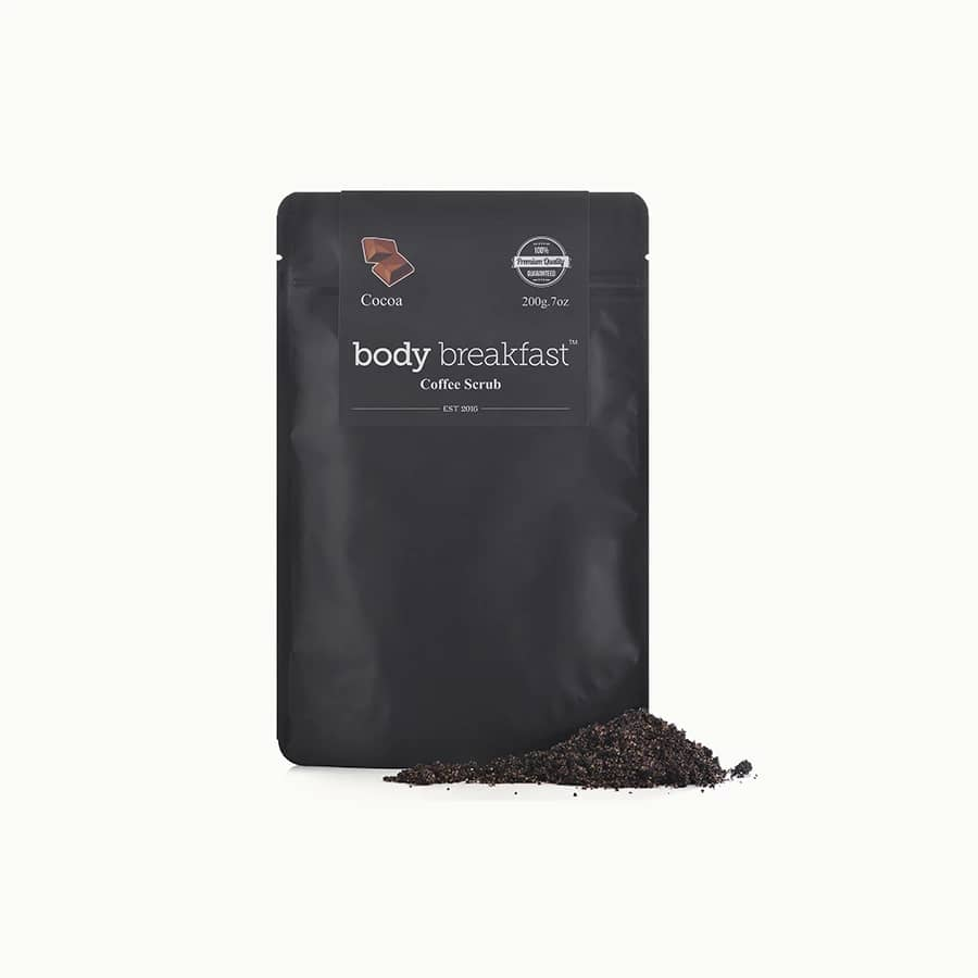Cocoa Coffee Scrub