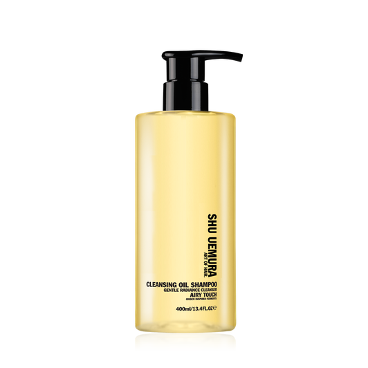 Cleansing Oil Shampoo: Gentle Radiance Cleanser
