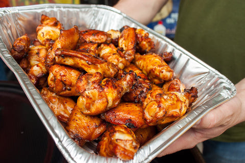 Pitmaster Thursdays Chicken Wings Recipe