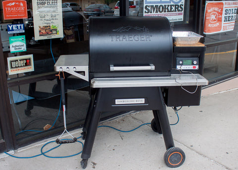Traeger Temberline Grill