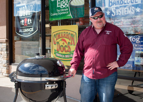 Randy Robinett at Pitmaster Thursdays