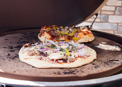 Pitmaster Thursdays Pizza on the Big Green Egg