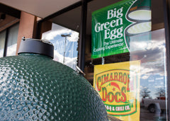 Pitmaster Thursdays Big Green Egg Feature Shot
