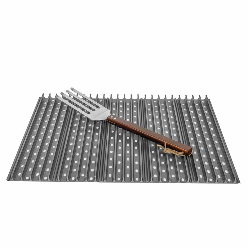 "GrillGrate 19.25"" Gas Replacement Set (Five Panel 19.25"" Set) - The Kansas City BBQ Store"