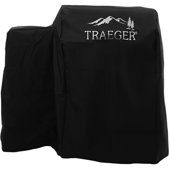 Traeger Full-Length Grill Cover - 20 Series