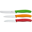 Victorinox 3-Pack Paring and Utility Knife Set - The Kansas City BBQ Store