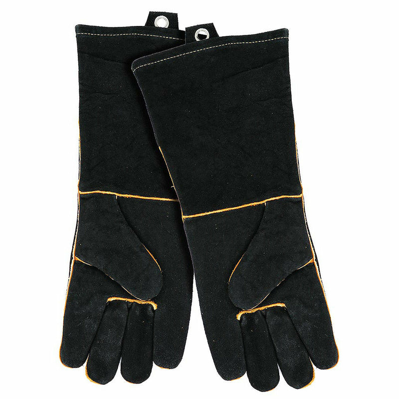 Mr. Bar-B-Q Extra Long Leather BBQ Gloves - The Kansas City BBQ Store