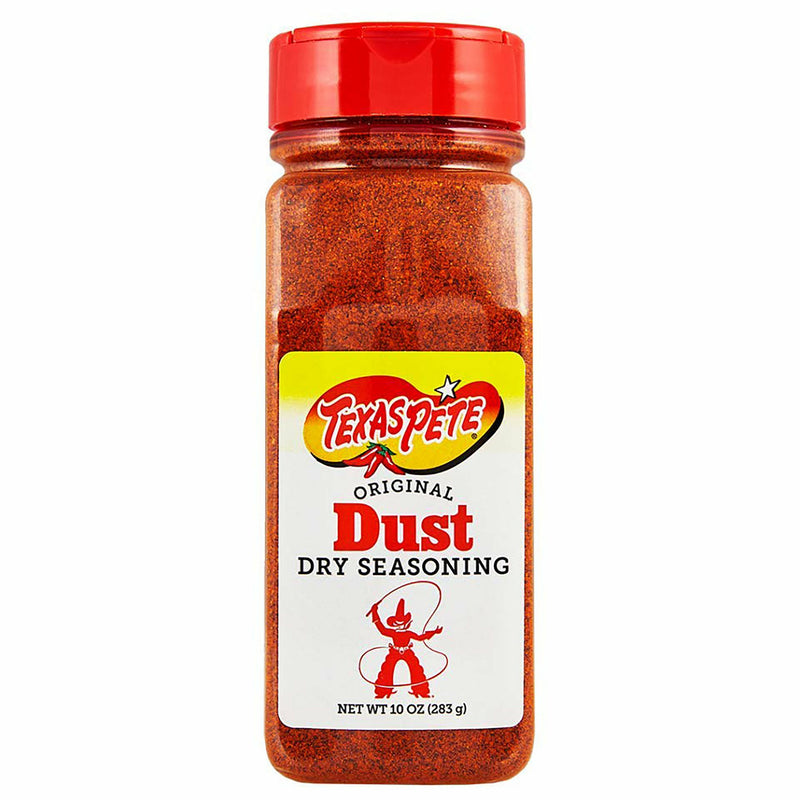 Texas Pete Original Dust Dry Seasoning 10oz - The Kansas City BBQ Store