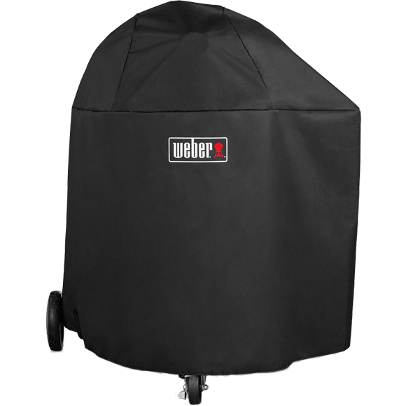 Weber Summit Premium Charcoal Grill Cover - The Kansas City BBQ Store