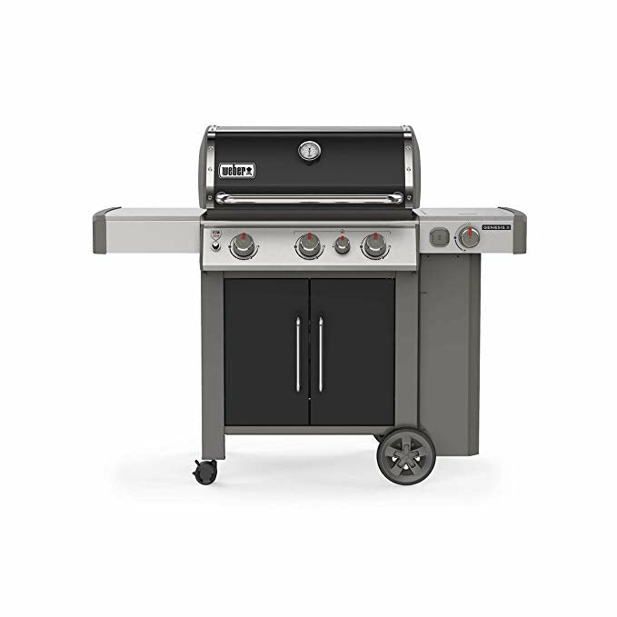 Weber Genesis II E-335 Gas Grill LP - The Kansas City BBQ Store