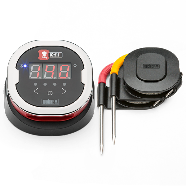 Weber iGrill2 Wireless Thermometer - The Kansas City BBQ Store