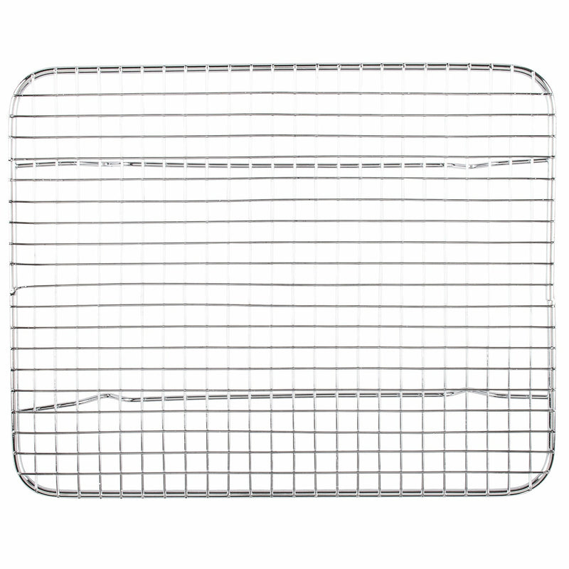 "8""x10"" Half-Size Cooling Rack for Steam Table Pan - The Kansas City BBQ Store"