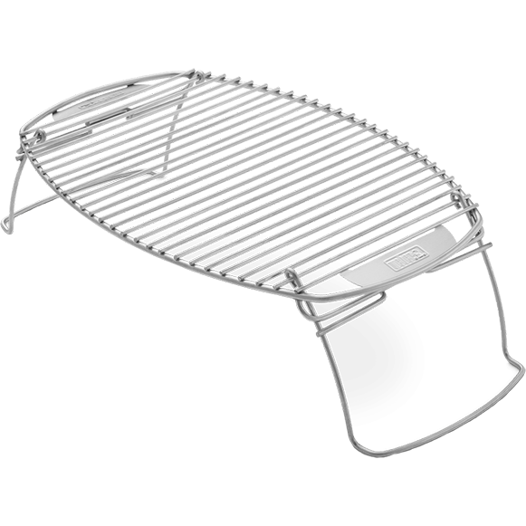 Weber Expansion Grilling Rack - The Kansas City BBQ Store
