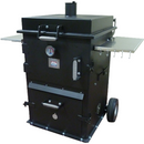 American Barbecue Systems Bar-Be-Cube w/ Pellet Hopper - The Kansas City BBQ Store