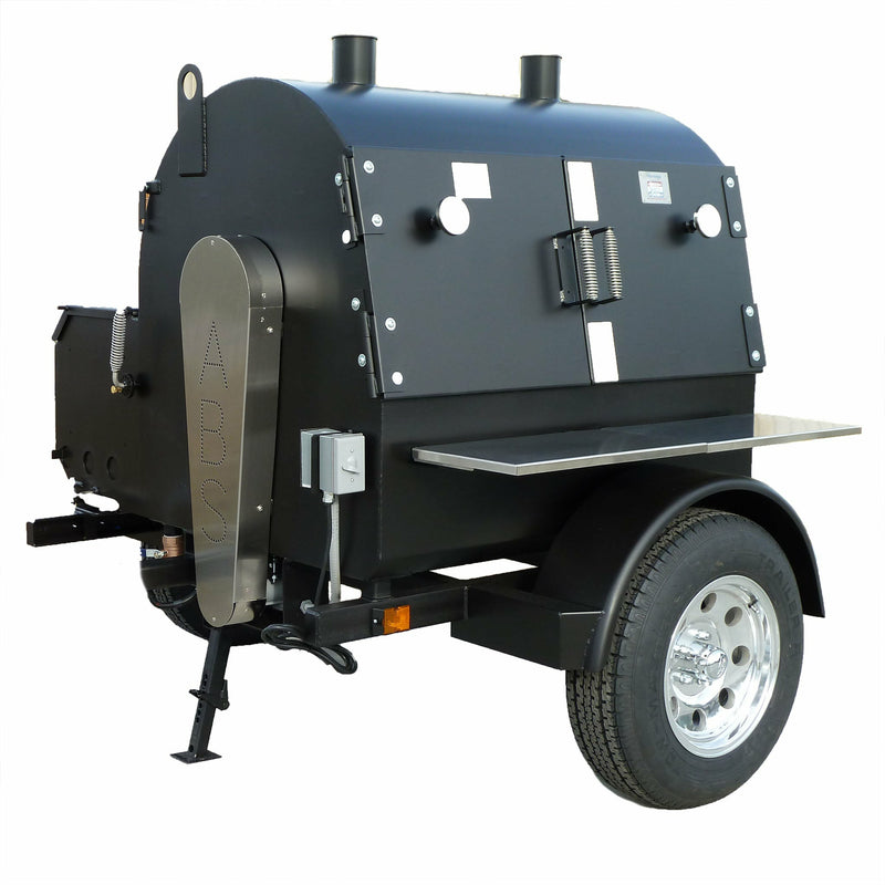 American Barbecue Systems Judge w/Rotisserie 4ft - The Kansas City BBQ Store