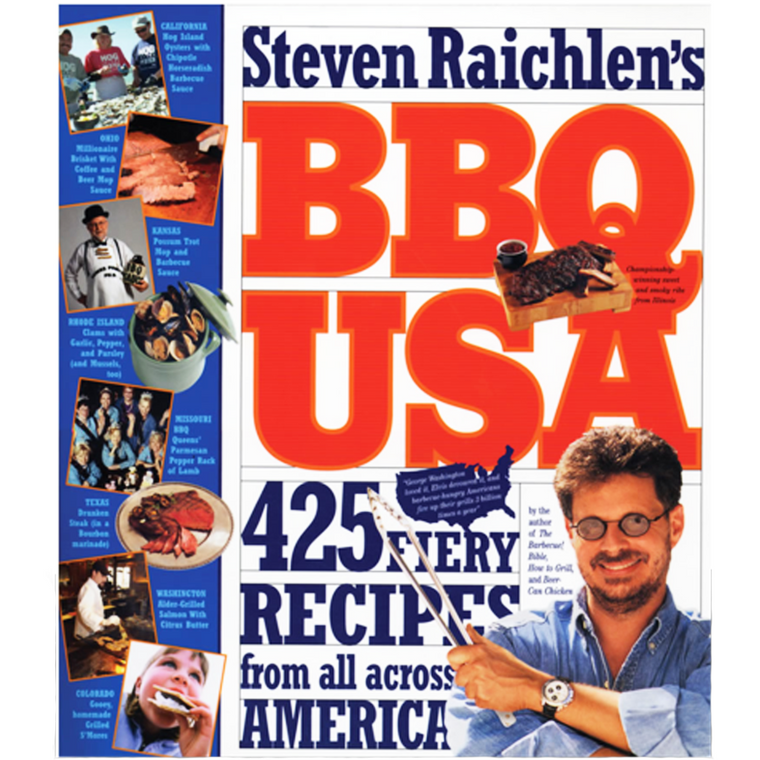BBQ USA by Steven Raichlen