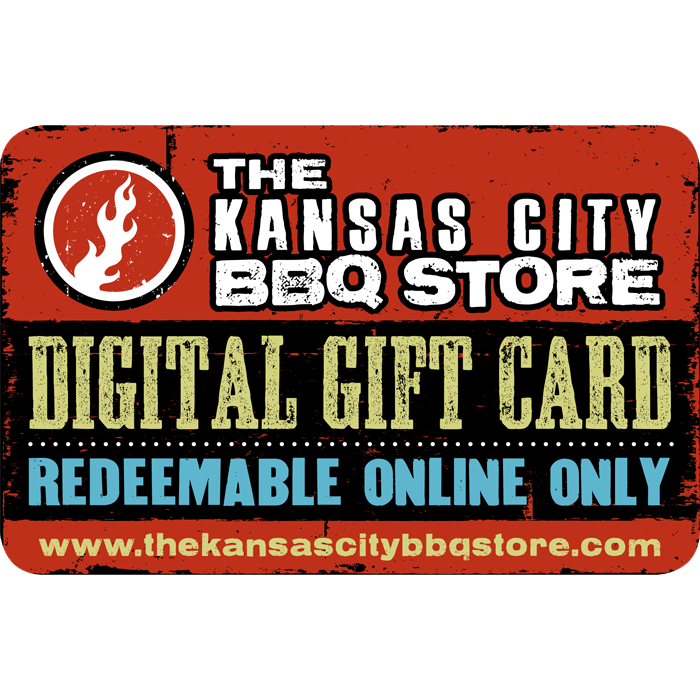 Kansas City BBQ Store Digital Gift Card