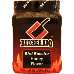 Butcher BBQ Bird Booster Honey Injection at The Kansas City BBQ Store
