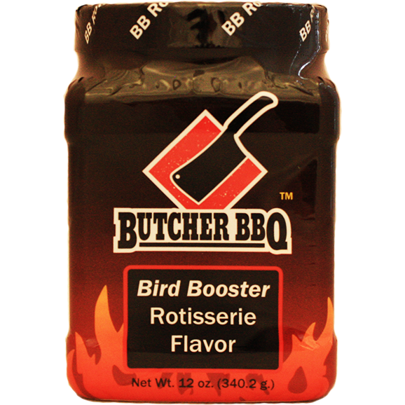 Butcher BBQ Bird Booster Rotisserie Injection 12 oz. at The Kansas City BBQ Store