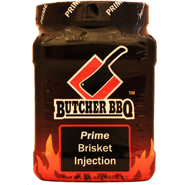 Butcher BBQ Prime Brisket Injection 1 lb. at The Kansas City BBQ Store