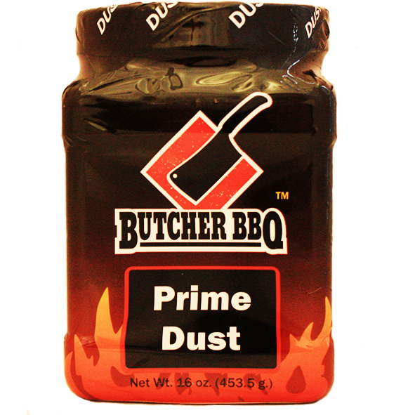 Butcher BBQ Prime Dust 1 lb. at The Kansas City BBQ Store