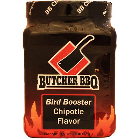 Butcher BBQ Bird Booster Chipotle Injection 12 oz. at The Kansas City BBQ Store
