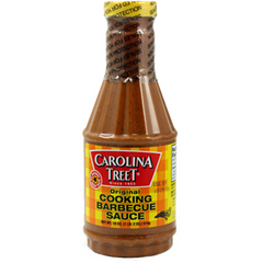 Carolina Treet Original Cooking Barbecue Sauce  18 oz.