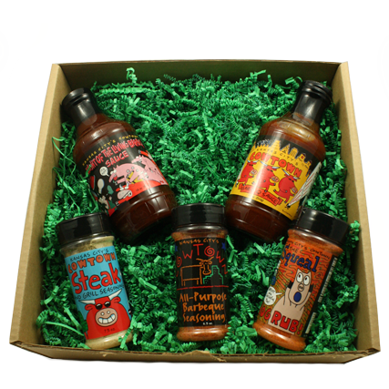 Cowtown Gift Box