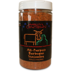 Cowtown All Purpose Rub  1.9 lbs.