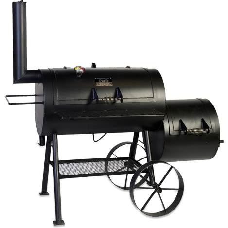"Horizon 20"" Classic Smoker - The Kansas City BBQ Store"