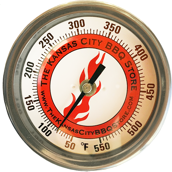 Kansas City BBQ Store Thermometer