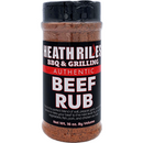Heath Riles Beef Rub 16 oz. - The Kansas City BBQ Store