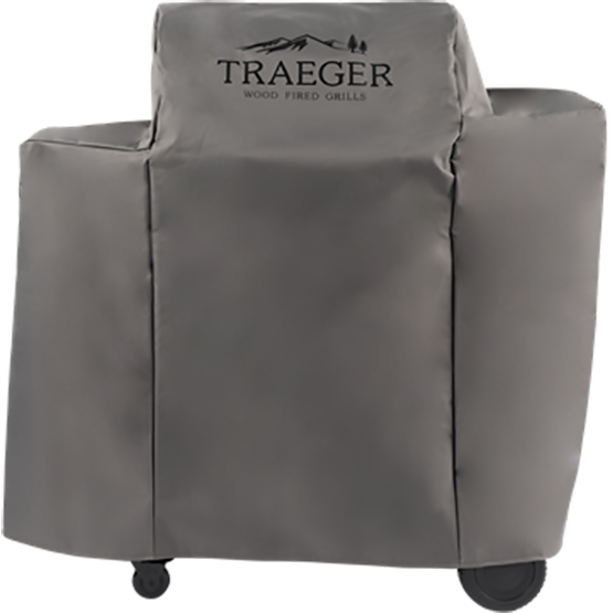 Traeger Ironwood 650 Full Length Grill Cover - The Kansas City BBQ Store