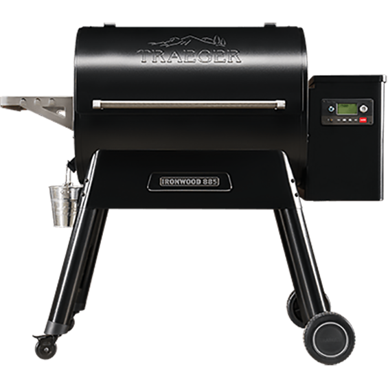 Traeger Ironwood 885 - The Kansas City BBQ Store