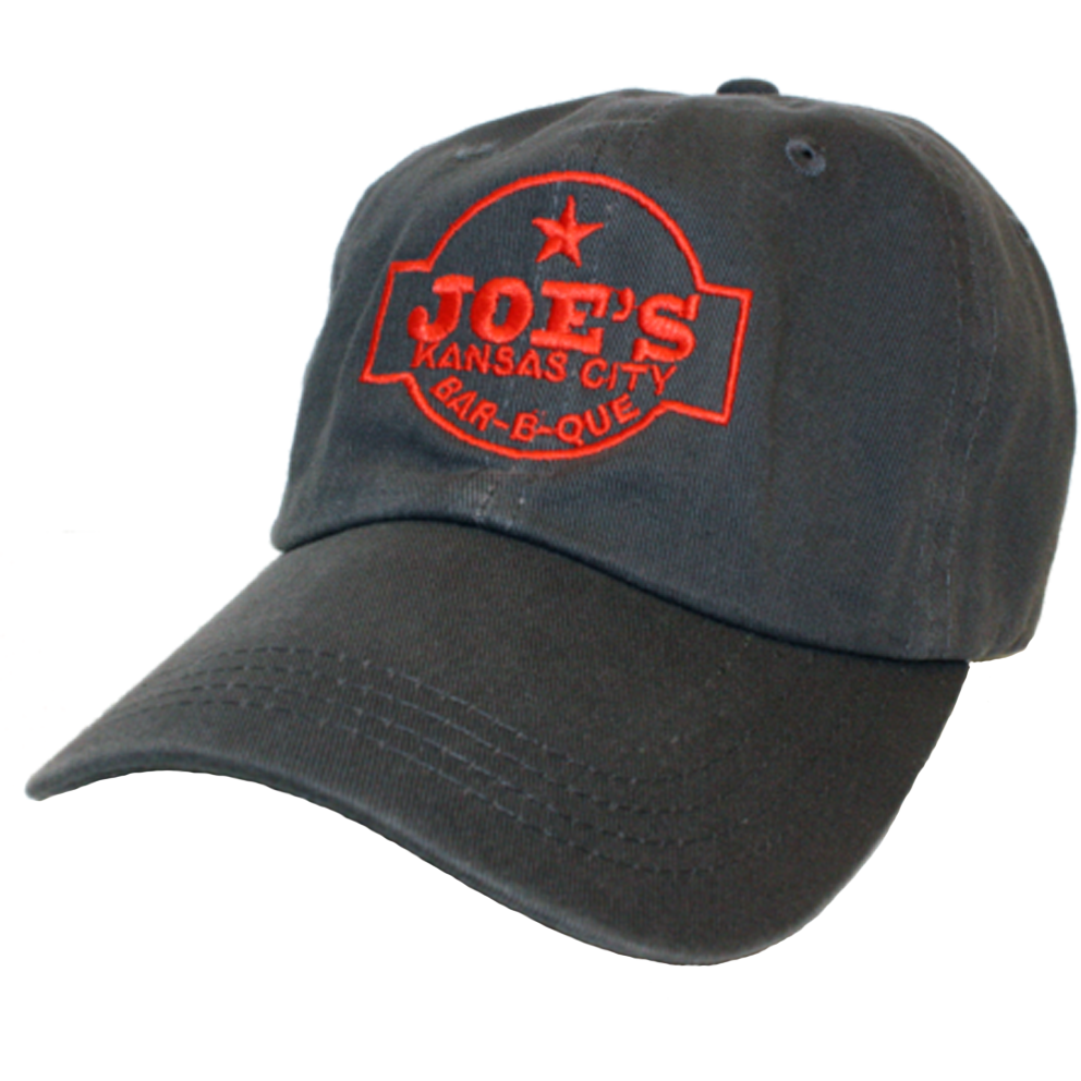Joe's Kansas City logo hat, red