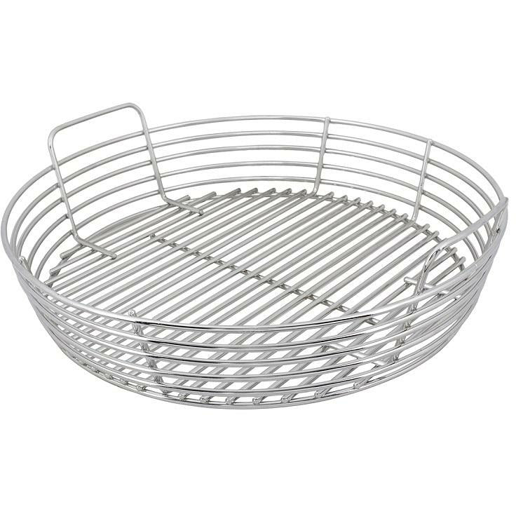 Kick Ash Basket Stainless Steel Extra Large Charcoal Basket - The Kansas City BBQ Store