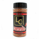 LC BBQ Certified Dry Rub 14oz - The Kansas City BBQ Store