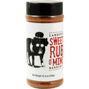 Sweet Rub O' Mine 12.5 oz. - The Kansas City BBQ Store